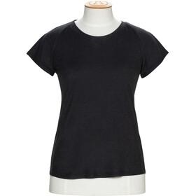 Alchemy Equipment Organic Fitted t-shirt Dames zwart
